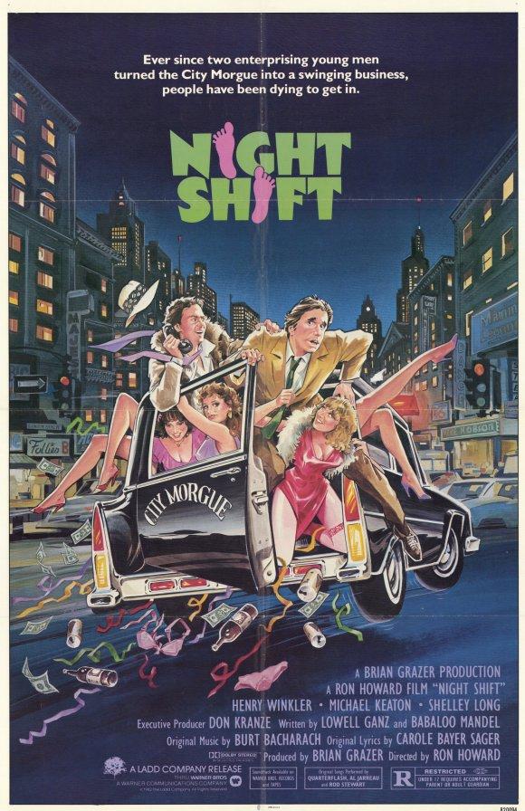 Lyric nightshift lyrics : Favorite Scene Theatre: Night Shift (1982)   Technicolor Dreams